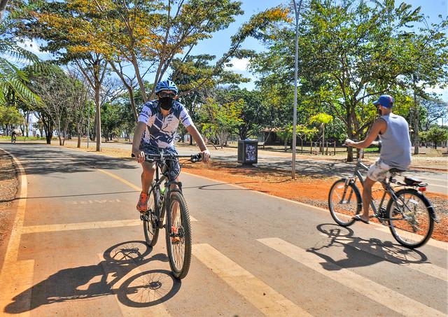 Vamos redobrar o cuidado com os ciclistas!
