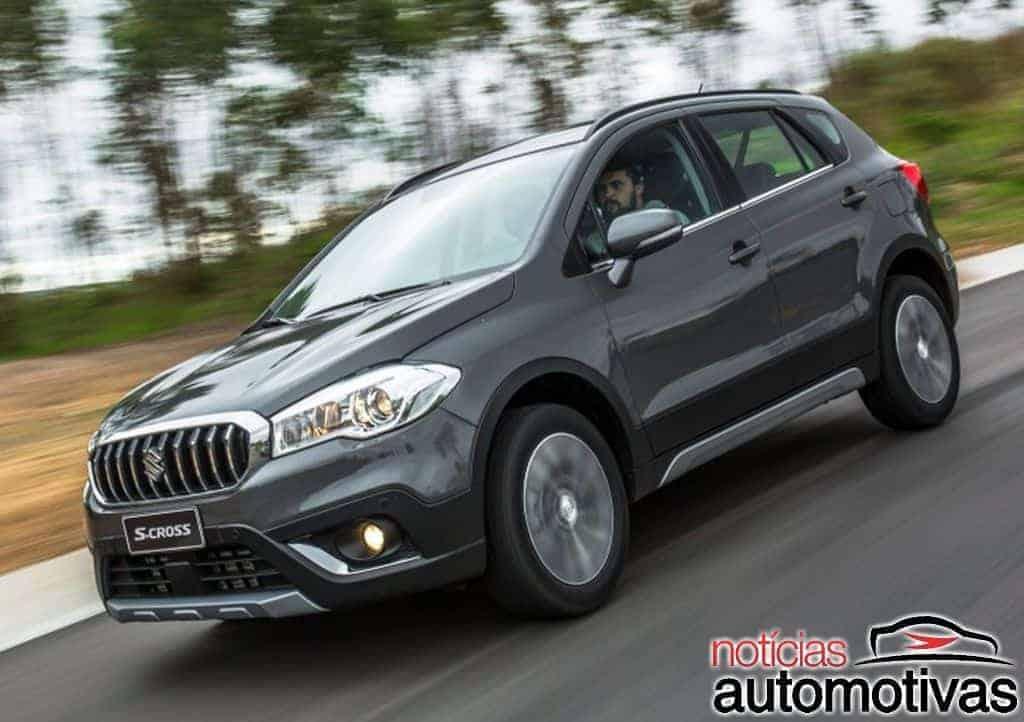 Top 10: SUVs até R$ 70 mil
