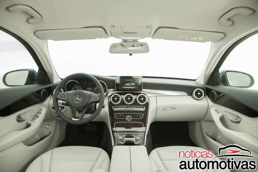 Mercedes Classe C: preço, detalhes, motores, versões, desempenho