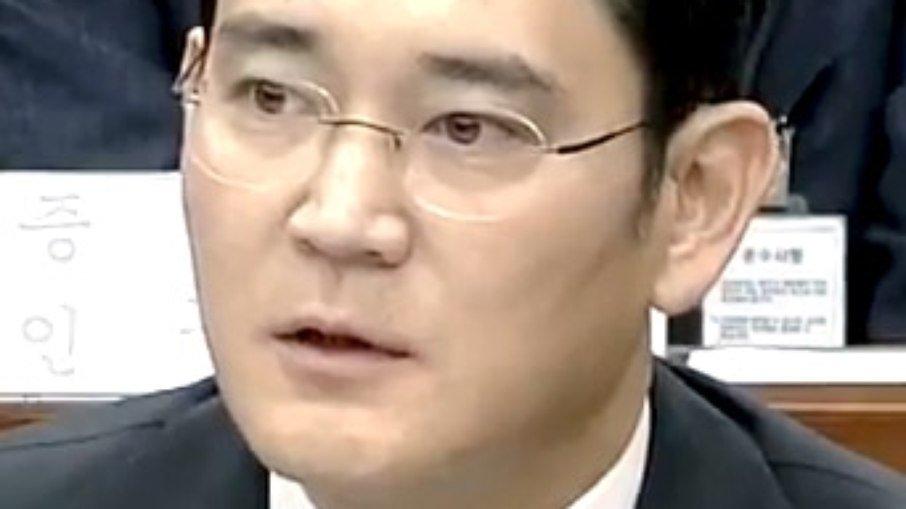 Herdeiro da Samsung