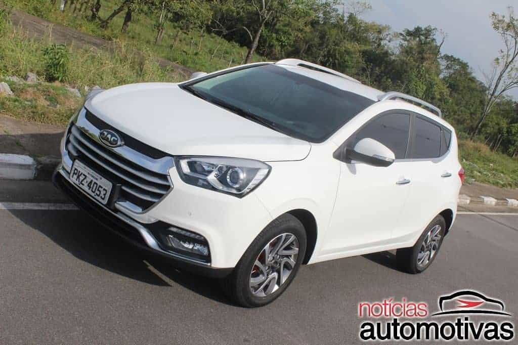 Top 10: SUVs até R$ 80 mil