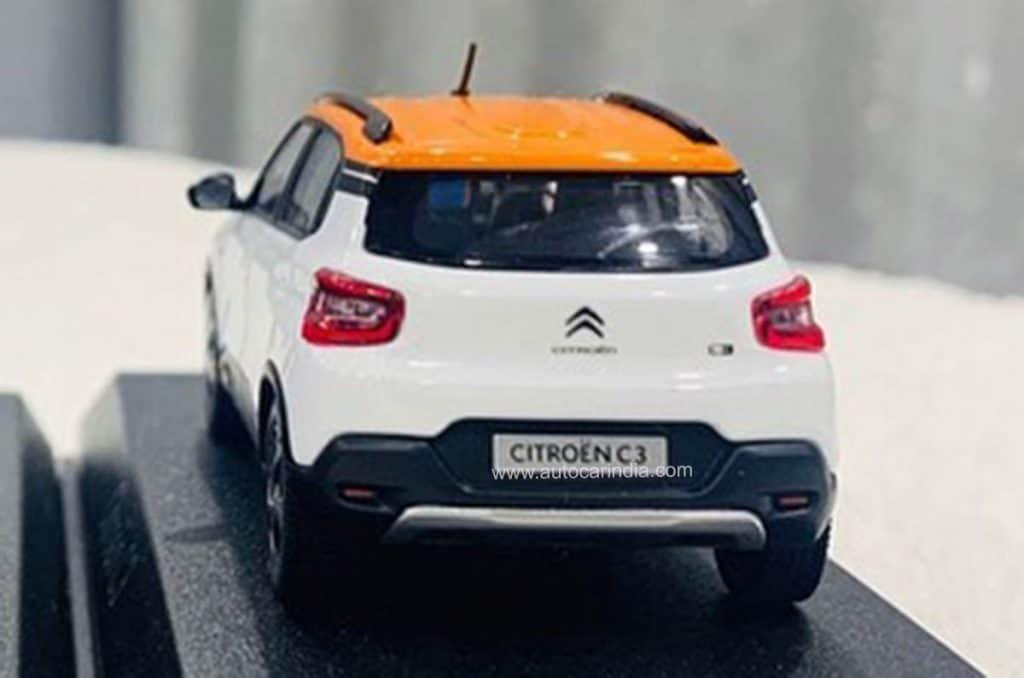 Novo Citroën C3 tem primeira imagem antes do lançamento