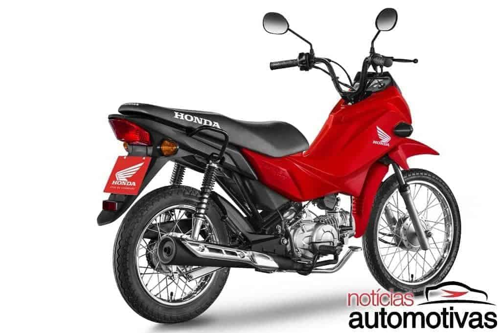 Honda Pop 110i 2021: preço, consumo, motor, cores, detalhes, etc