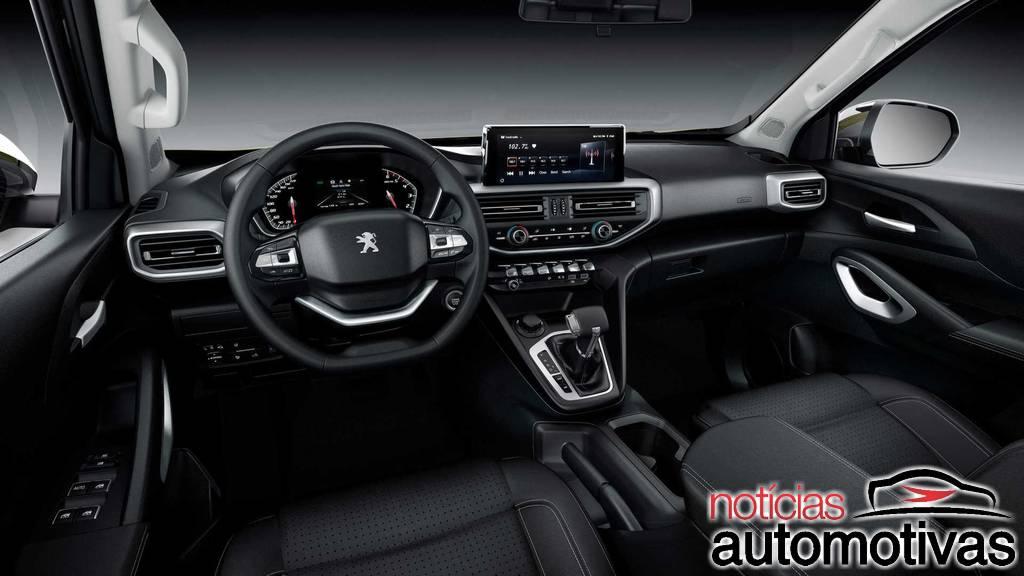 Peugeot Landtrek é vista na Argentina com diesel 2.0 de 180 cv
