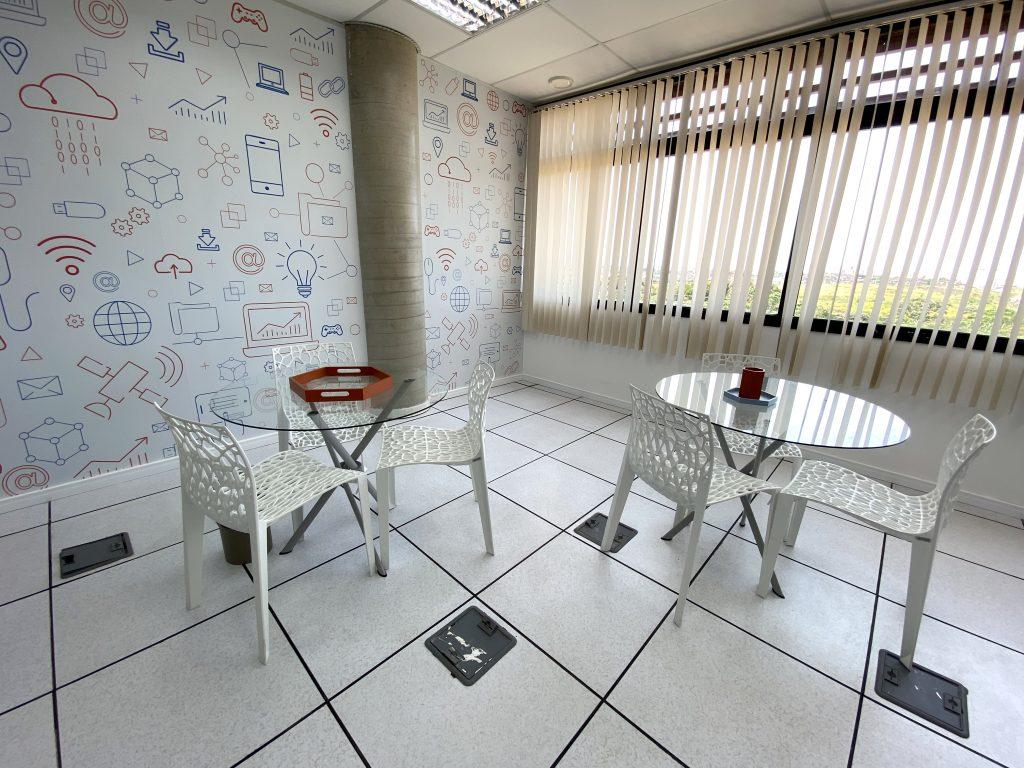 Espaço Colaborar - Parque Tecnológico da Bahia