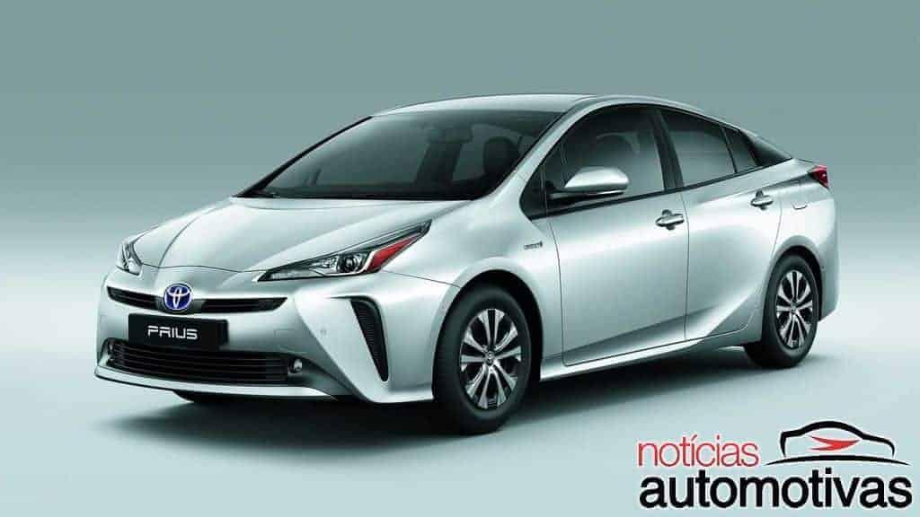 Corolla e Prius terão hidrogênio em motor 1.6 a partir de 2023
