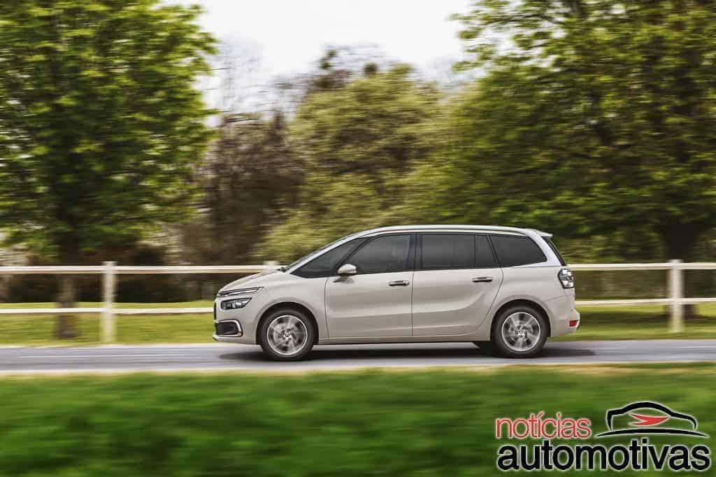 Citroën Grand C4 morre em 2022 por causa dos SUVs