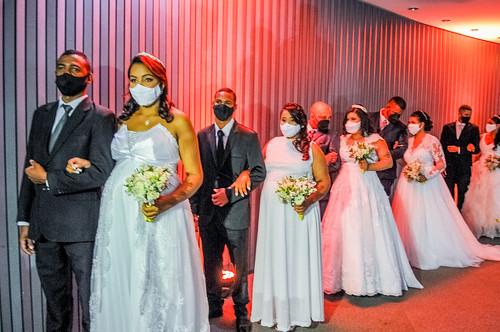 Casamento Comunitário de 2021