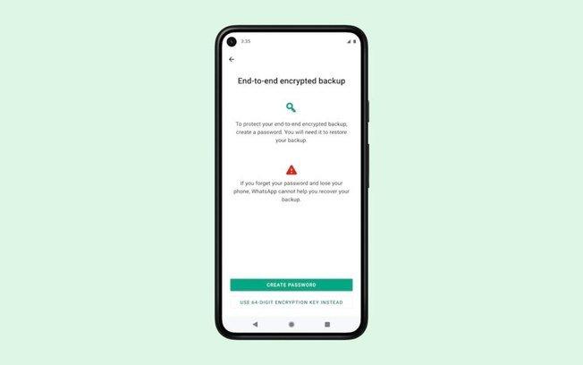 WhatsApp lança criptografia no backup do Android e iPhone